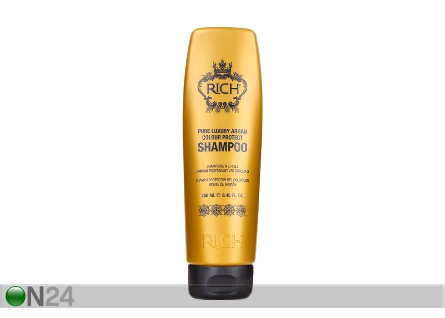 Hiusväriä suojaava ja ravitseva shampoo RICH Pure Luxury 200ml SP-53041 - ON24  Sisustustavaratalo c88eb5fc73