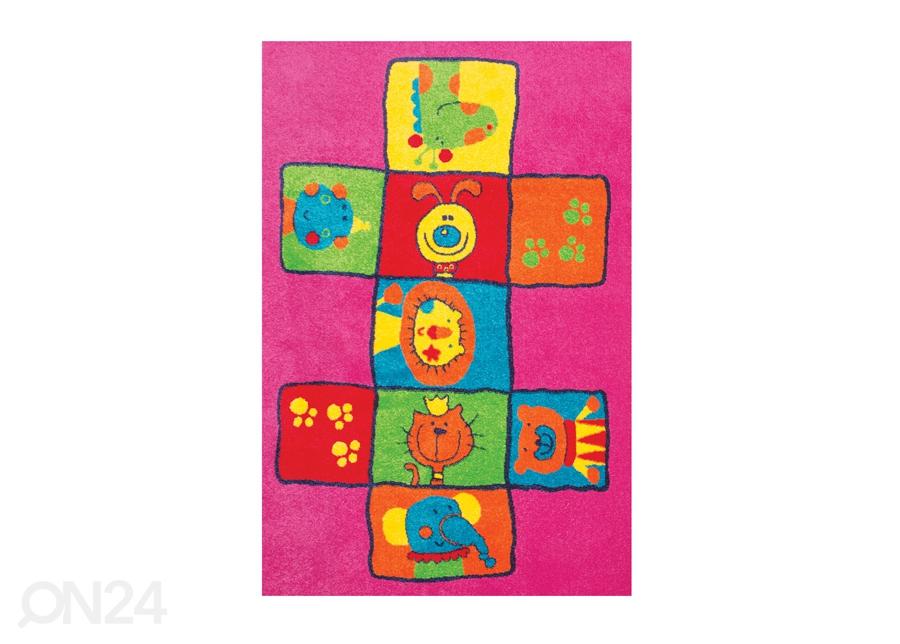 Lasten matto LEIKKI AF 74602  ON24 Lasten maailma